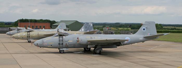 On Target Aviation - 39 (1 PRU) Squadron - RAF Marham